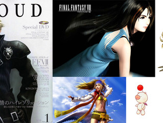 Knitspiration: Final Fantasy