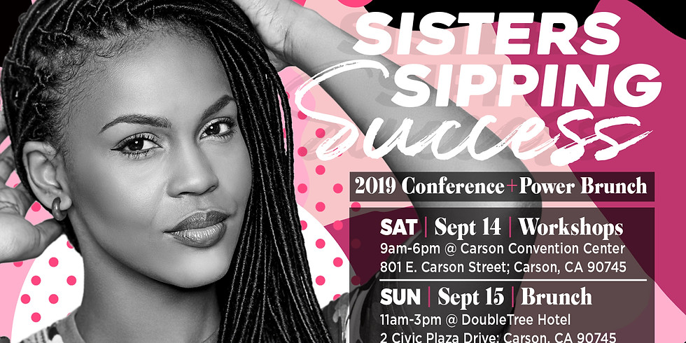 BBWR 2019 Conference + Brunch   Sisters Sipping Success