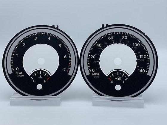 2011-13 Chrysler 300, 140 mph Item#  C2300