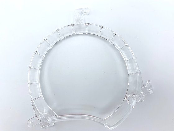 Ford F150 Clear ABS MPH Odometer Ring  Item: NP200