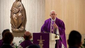 Papa recorda como receber o perdão sem o sacerdote
