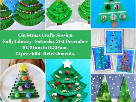 Christmas Craft Session