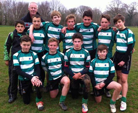 150313 Year 8 Rugby
