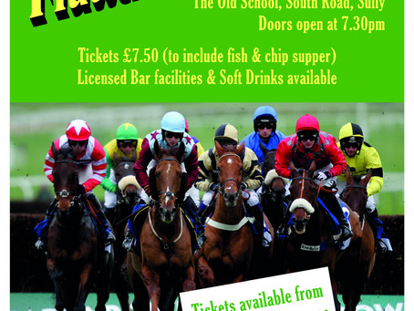 Saving Sully Group Presents a Night at the Races!