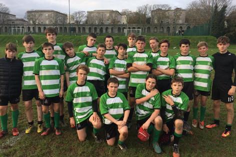 171117 U15 Rugby