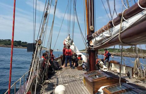 180706 Sailing