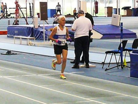 UK Indoor Championships Round Up...