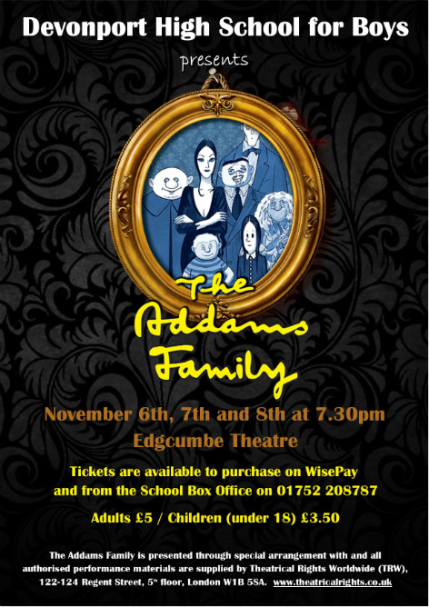 191017 the Addams Family