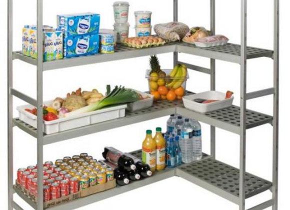 Fermod 5711 Unequal U-Shape Shelving Unit