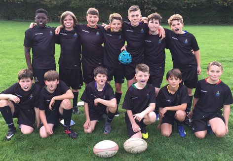 181012 Year 7 Rugby