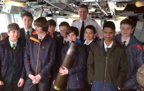 160415 HMS Somerset