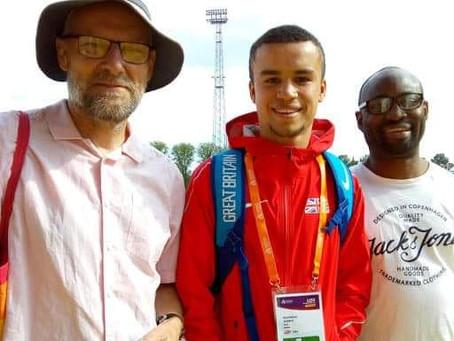 European U20 Championships