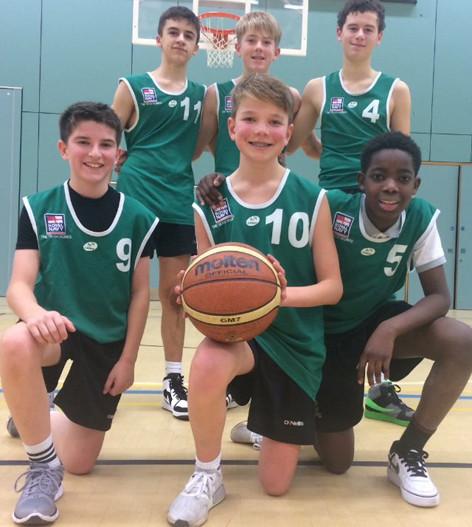 190125 Basketball