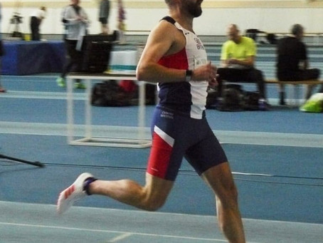 Newport Harriers Masters Perform Well At The British Masters Championships