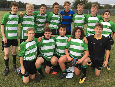 181005 Year 9 Rugby