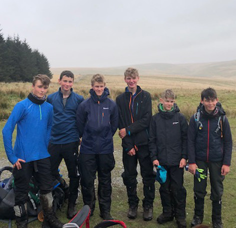 190503 Ten Tors Team