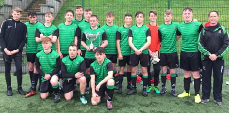 180427 U16 Football