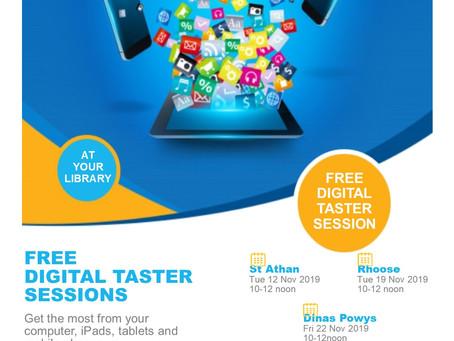 Free Digital Training