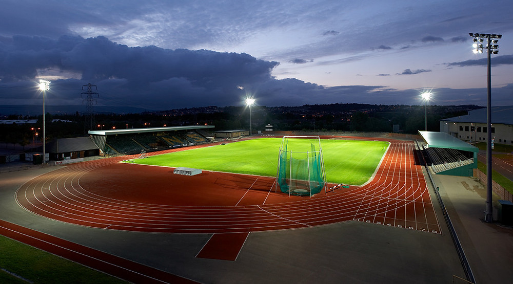 Newport Athletics Stadium