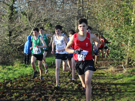 Welsh Debuts in the Cross Challenge Cross Country