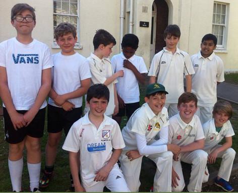 160506 U12 Cricket