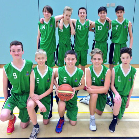 160108 Year 9 Basketball