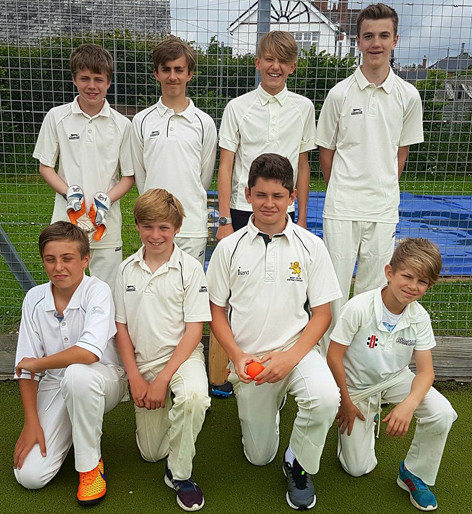 160617 Year 8 Cricket