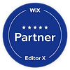Wix partner badge ledgend 5 stars