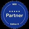 Wix partner badge ledgend 5 stars