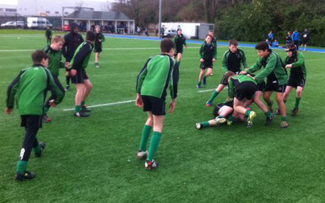 150116 Year 8 Rugby
