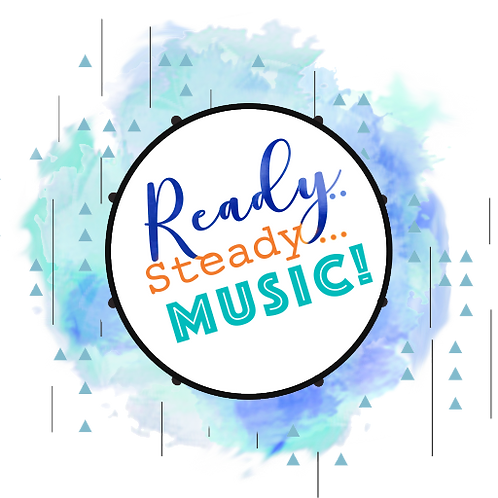 Buy 'Ready, Steady, Music!' Pack 1 English Songs Download