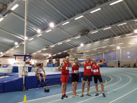 Inter Area Indoor Challenge 2017 - Men
