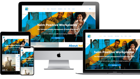 Helm Positive Workplaces