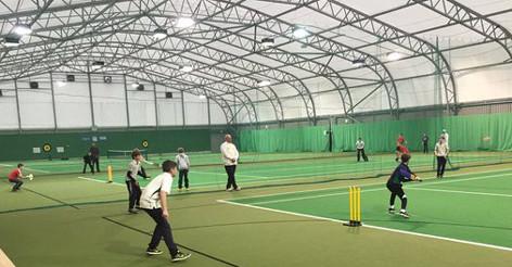160129 U13 cricket