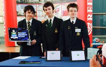 150619 Digital Futures students