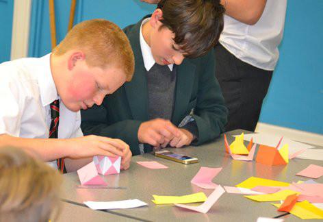 151127 Polyhedra Origami Team