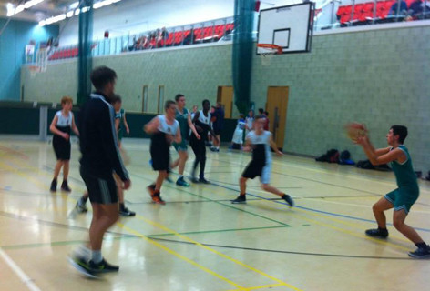 150116 Year 9 Basketball