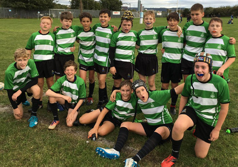 181005 Year 8 Rugby