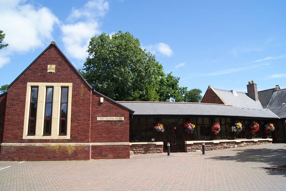 The Old School Church Community Centre is situated in the coastal village of Sully, situated between