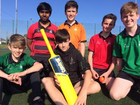170512 Year 8 Cricket