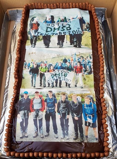 180511 Ten Tors Cake