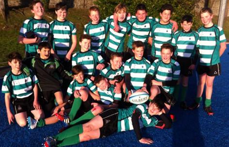 150206 U13 Rugby