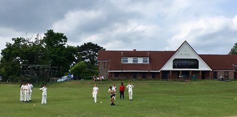 180615 U14 Cricket