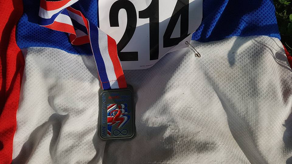 Silver for Keith Powell