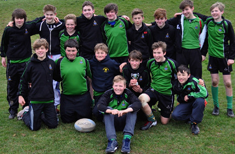140321 Year 8 Rugby