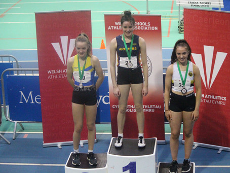 Welsh Combined Events Championships
