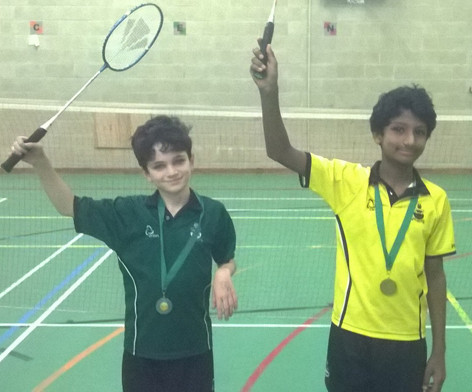 151204 Badminton Singles