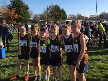 Welsh Inter Schools Cross Country Championships
