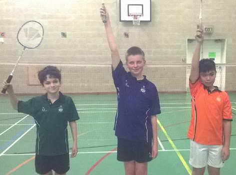 151204 Badminton Doubles