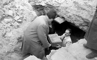Oneg Shabbat was one of the biggest underground Jewish resistance networks during the Holocaust.